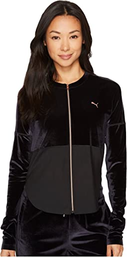PUMA - Statement Velvet Jacket
