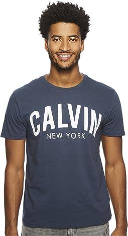 Calvin Klein Jeans - Calvin Arch Logo Crew Neck Tee