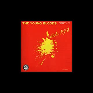 Stick It On Your Wall Phil Woods & Donald Byrd - The Young Bloods 1956 Mini Poster - 25x25cm