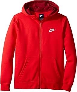 Nike Kids Sportswear Club Hoodie (Little Kids/Big Kids)