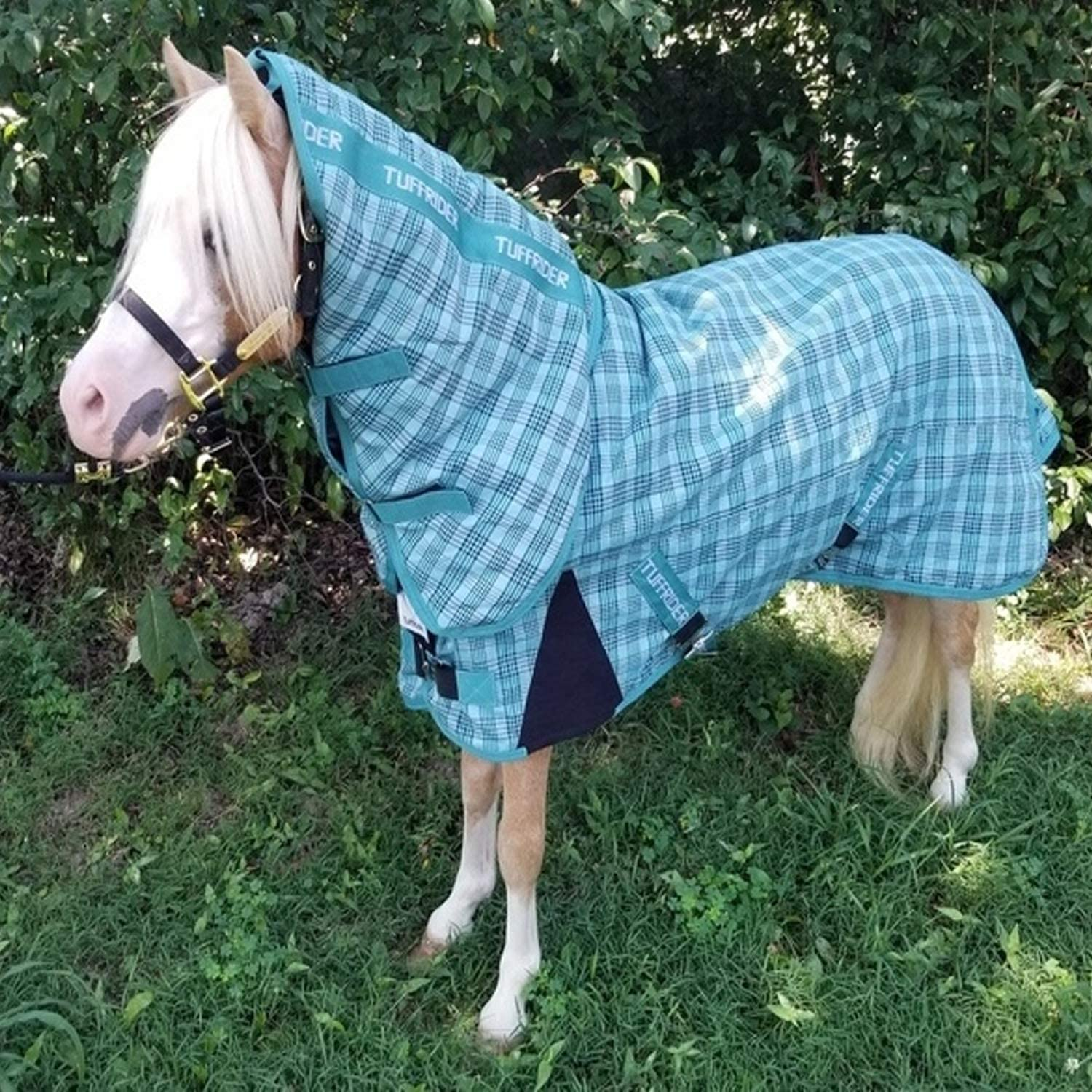 TuffRider 1200D Ripstop Medium Weight Turnout with Mini Blanket shopping Recommendation