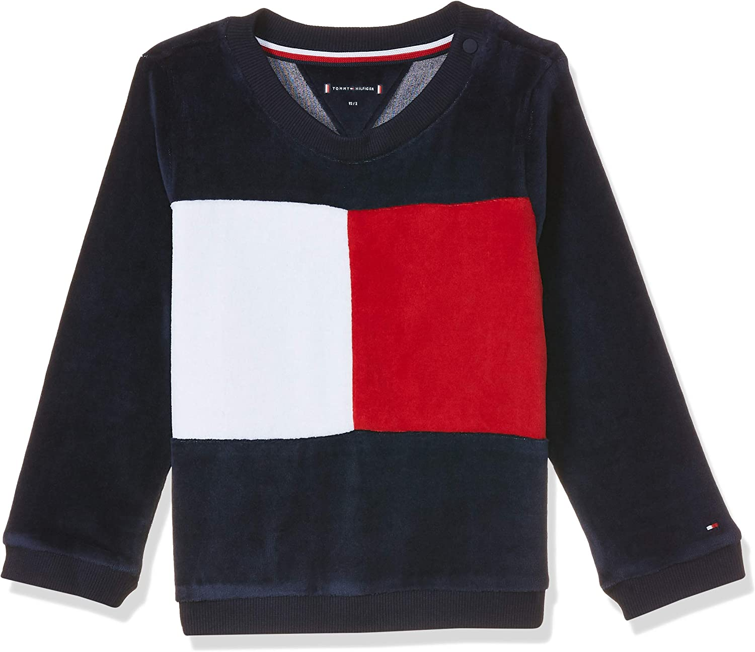 Tommy Hilfiger Knitted Tape Hoodie Capucha para Beb/és
