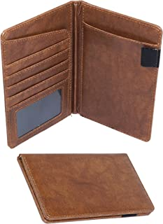 Indian Flag Leatherette Passport Wallet Style Case Cover For Travel