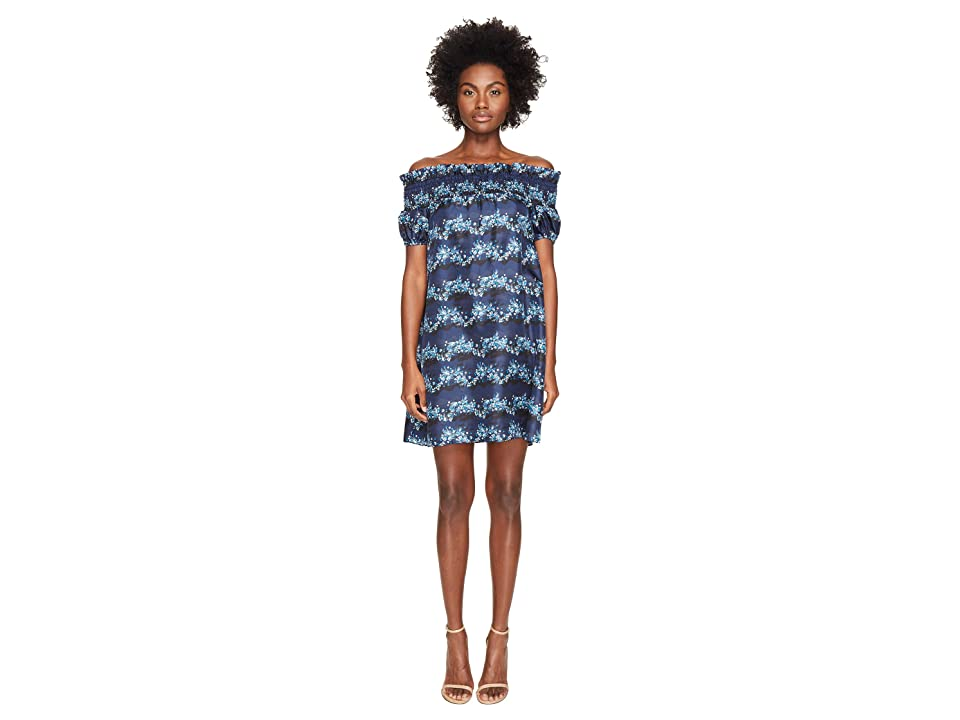 ZAC Zac Posen Sabine Dress (Atlantis Multi) Women
