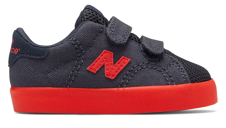 (ニューバランス) New Balance 靴?シューズ キッズランニング Mesh ProCourt Pigment with Red ピグメント レッド US 6 (14cm)
