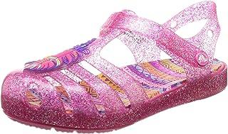 crocs Isabella Novelty Sandal Sandalias Flip-Flop para Mujer