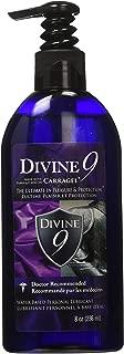 Divine 9 Lubricant, 8 Ounce Bottle
