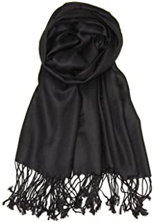 Achillea Large Soft Silky Pashmina Shawl Wrap Scarf in...
