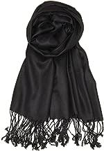 black pashmina wrap