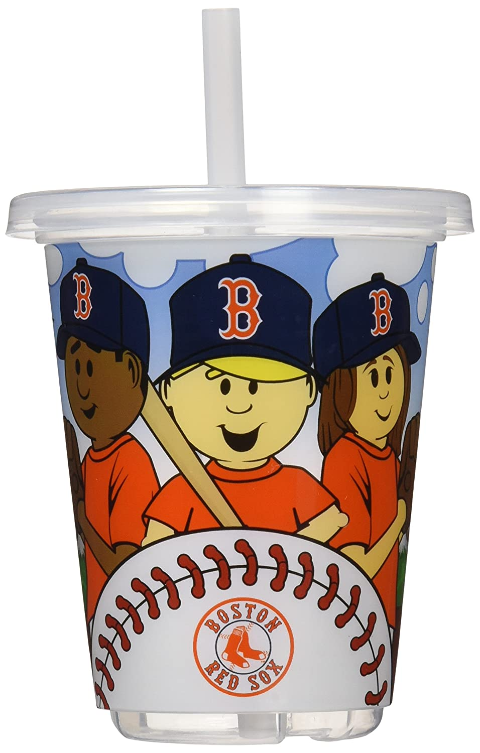 MLB Boston Red NEW Sox Baby Fanatic Sip N Cups Go Max 51% OFF of Pack 3