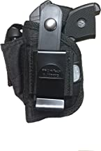 Pro-Tech Outdoors Nylon Side Gun Holster Fits Taurus TCP 738 380 Cal.