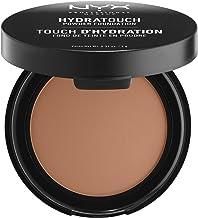 Nyx Professional Makeup Hydra Touch Powder Foundation, Nutmeg, 9g