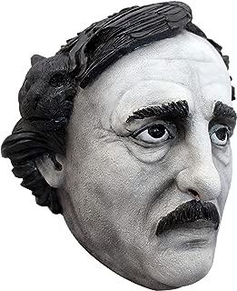 Ghoulish Productions Edgar Allan Poe Mask Standard