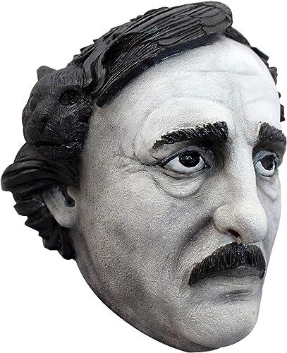para barato Ghoulish Ghoulish Ghoulish Productions Edgar Allan PoE Mask Standard  precio razonable