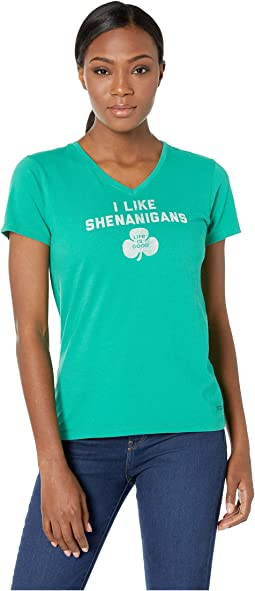 I Like Shenanigans Crusher™ Vee Tee