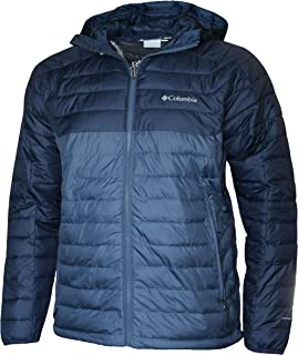 Columbia Men's White Out II Insulated Omni Heat Hooded Jacket