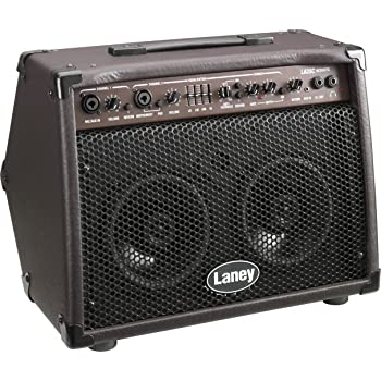 Guitarra acústica Amplificador Laney LA35C Marrón: Amazon.es ...