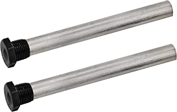 """Quick Products QP-MAR9-2PK QP-MAR9 Magnesium Anode Rod for Suburban & Mor-Flo Water Heaters (Repl 232767) – 9"""", 3/4"""