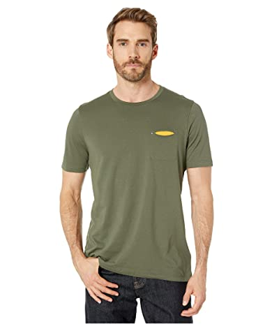 Marmot Ryegate Short Sleeve Shirt (Crocodile) Men