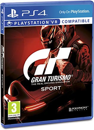 Sony Gran Turismo Sport - Edición Estándar