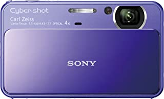 Sony DSC-T110V digitale camera (16 megapixel, 4-voudig opt. zoom, 25mm groothoeklens, 7,6 cm (3 inch) display, beeldstabil...