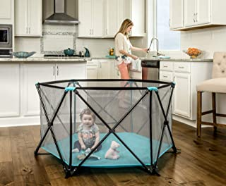Regalo My Play Portable Play Yard Indoor and Outdoor, Bonus Kit, Includes Carry Case,..