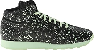 Reebok Classic Leather MID GID (Black/Seaglass) Men's Shoes M43529