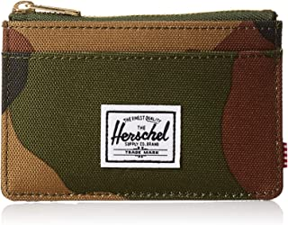 Herschel Oscar Unisex Wallet, Woodland Camo