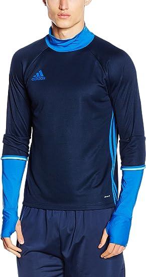 TALLA S. adidas Con16 TRG Camiseta Hombre