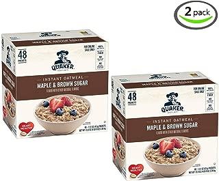 Best quaker instant oatmeal lower sugar Reviews