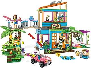 Mega Construx American Girl Lea's 2-In-1 Rainforest Sanctuary Construction Set