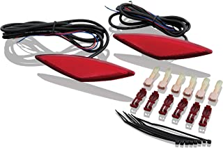 Show Chrome Accessories 41-161R Red LED Marker Light