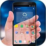 Transparent Screen launcher Prank