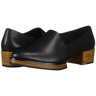 Kelsi Dagger Brooklyn Tag Loafer (Black) Women