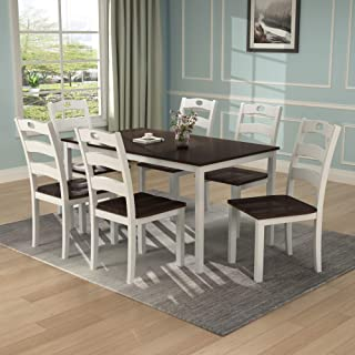 Best kitchen table and chairs 7 piece Reviews