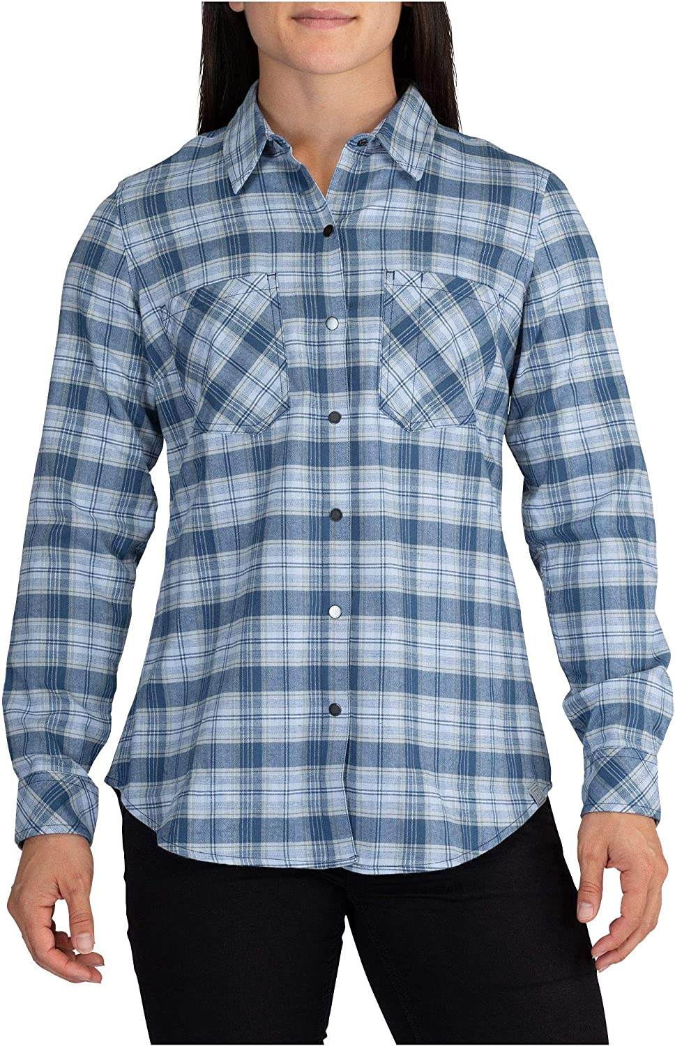 5.11 Tactical Women's Hanna Flannel Top Sleeve Shirt Max 83% New item OFF Long Style