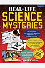 Real-Life Science Mysteries, Grades 5-8 Paperback