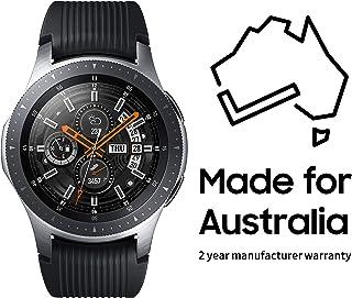 Samsung SM-R800NZSAXSA Smart Watch Galaxy Watch (46mm) Silver (Australian Version) with 2 Year Manufacturer Warranty, Silver