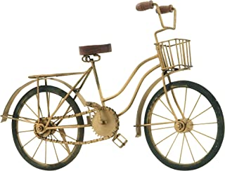Deco 79 Metal Replica Bicycle, 19 by 12-Inch
