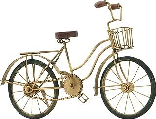 Deco 79 金属复制品自行车,19 x 12 英寸