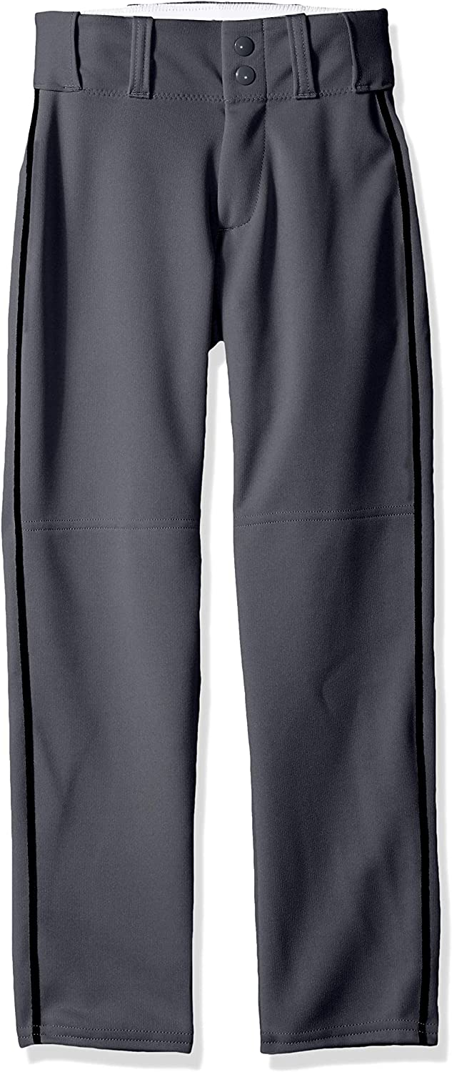 Alleson Athletic Genuine Teen-Boys Youth Braid Pant with Inventory cleanup selling sale Baseball