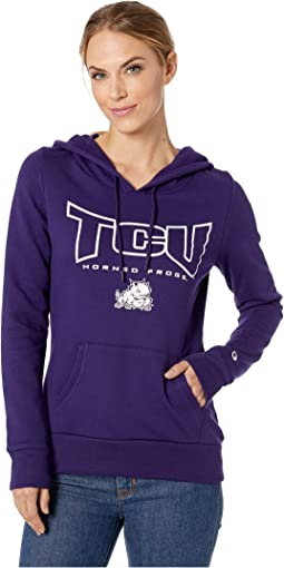 TCU Horned Frogs Eco® University Fleece Hoodie