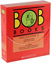 BOB Books COLLECTION 3 Box Set [COMPOUND WORDS AND LONG VOWELS]