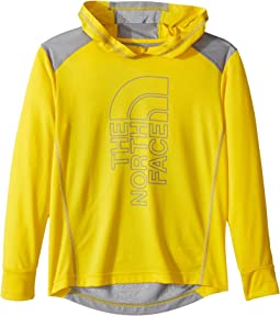 The North Face Kids Long Sleeve Reactor Hoodie (Little Kids/Big Kids)