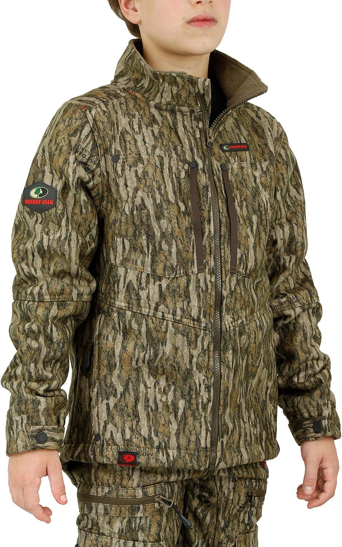 Mossy Oak Youth Hunting Jacket Clothes Sherpa Yo Philadelphia Mall Popular standard