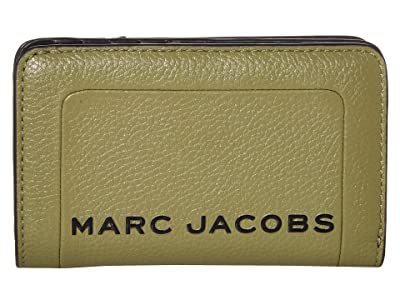 Marc Jacobs Compact Wallet (Moss) Wallet Handbags