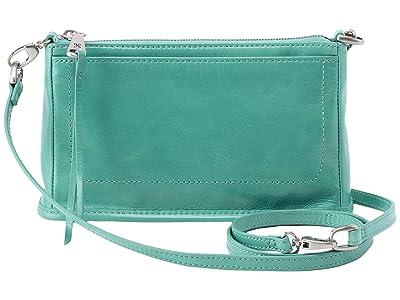 Hobo Cadence (Seafoam) Cross Body Handbags