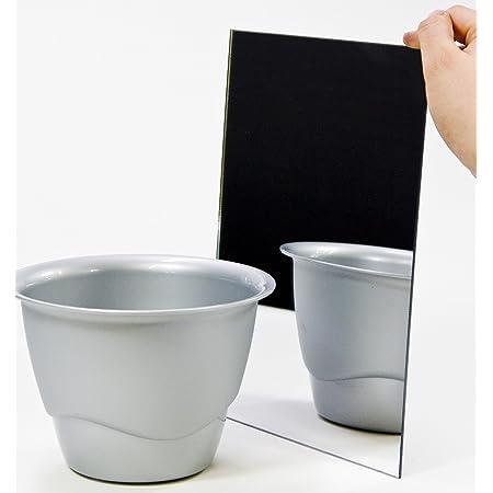 Acryl-Spiegel//Plexiglas-Spiegel 3mm XT 80 x 25 cm