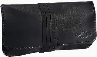 Porta tabacco in vera pelle Gusti Pelle Studio - Jesse Custodia per tabacco in vera pelle nera
