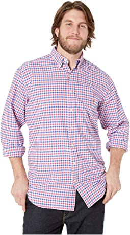 Big & Tall Oxford Long Sleeve Classic Fit Shirt